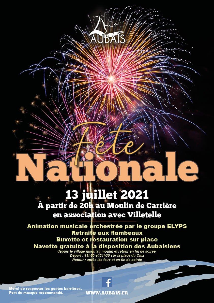 fete nationale 2021