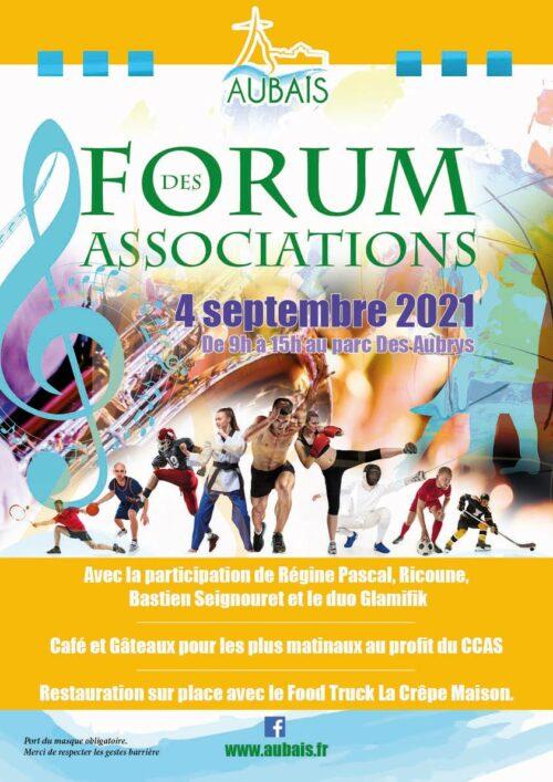 forum des asso 2021