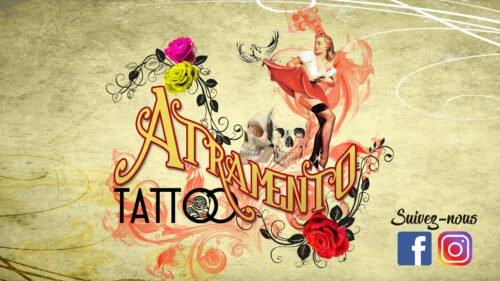 Logo Atramento Video